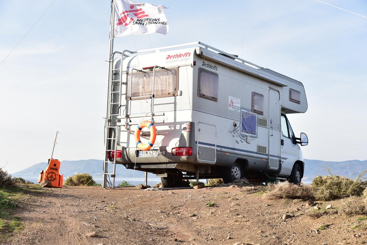 Svårigheter med att bo i husvagn